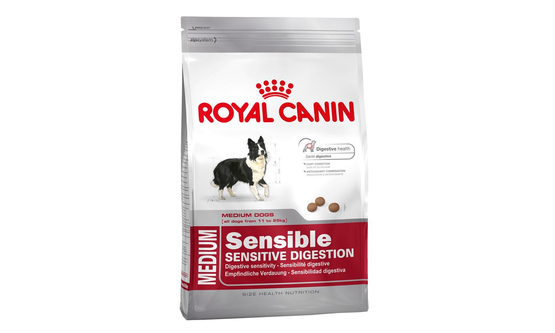 royal canin medium sensible 4kg dierenbox. Black Bedroom Furniture Sets. Home Design Ideas
