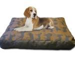 Hondenkussen Lobbes hondenprint